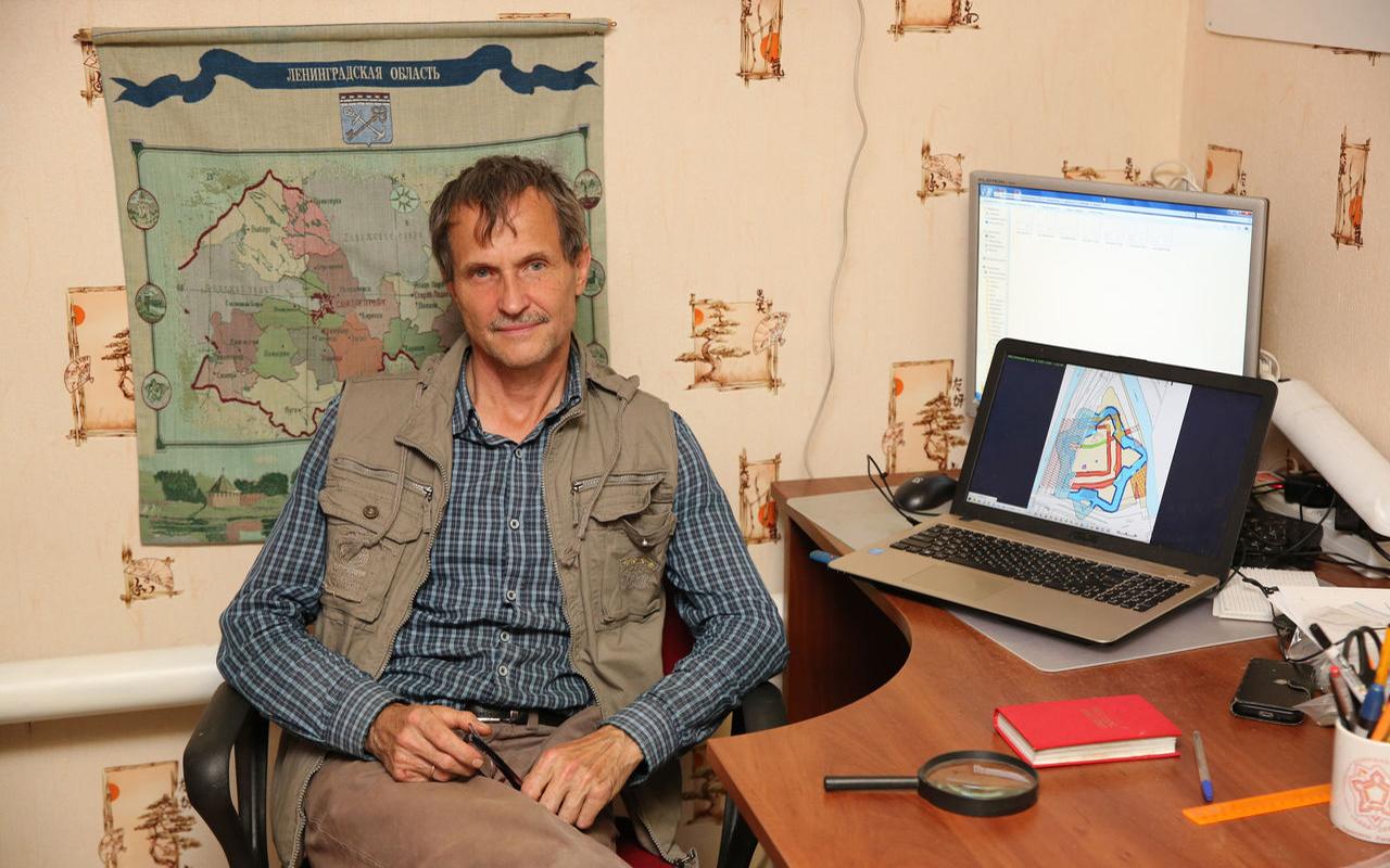 Петр Сорокин: Продолжать раскопки на Охтинском мысе нет смысла