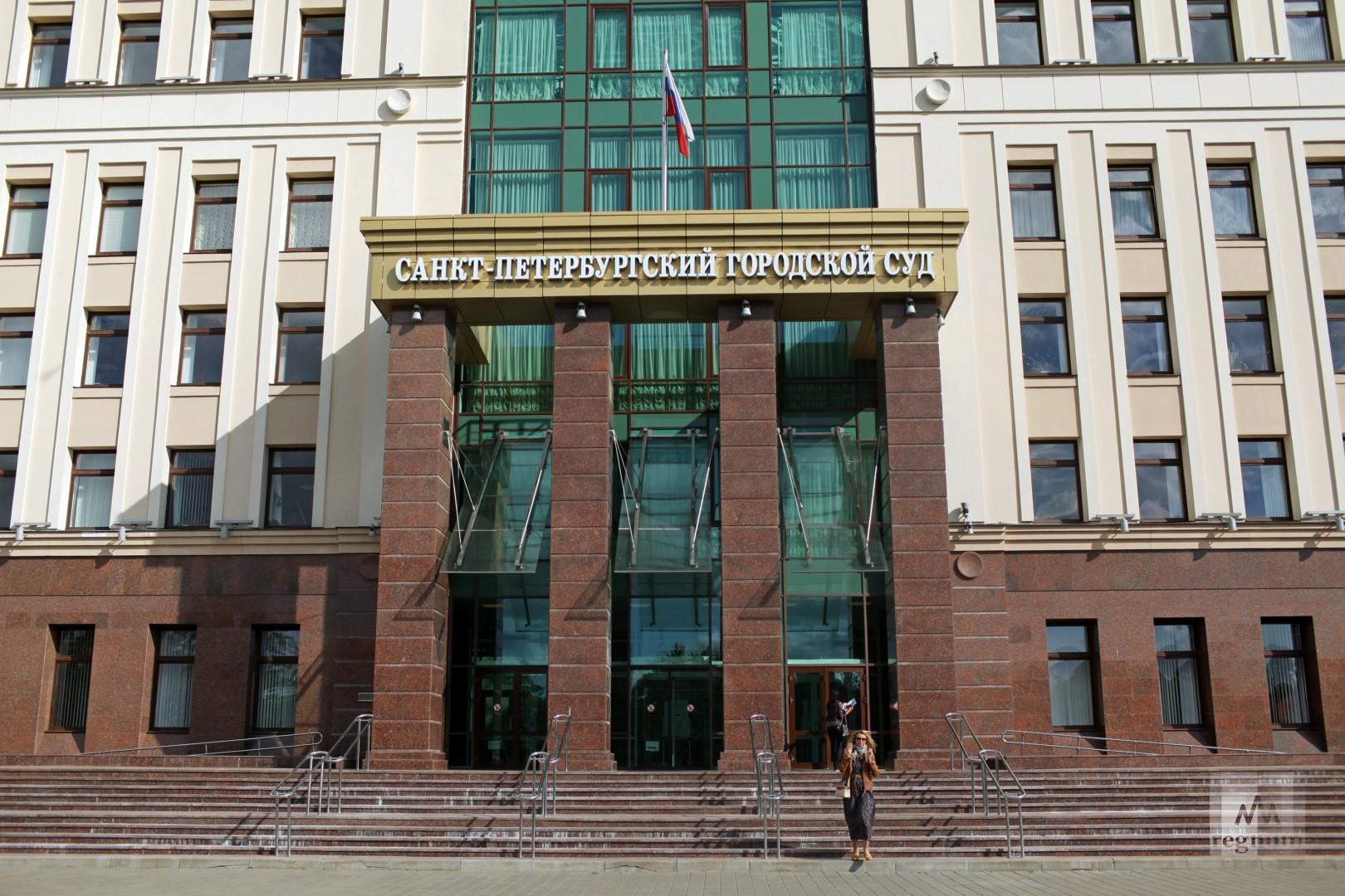 Горсуд Петербурга отказал в изменении охранных зон на Охтинском мысе