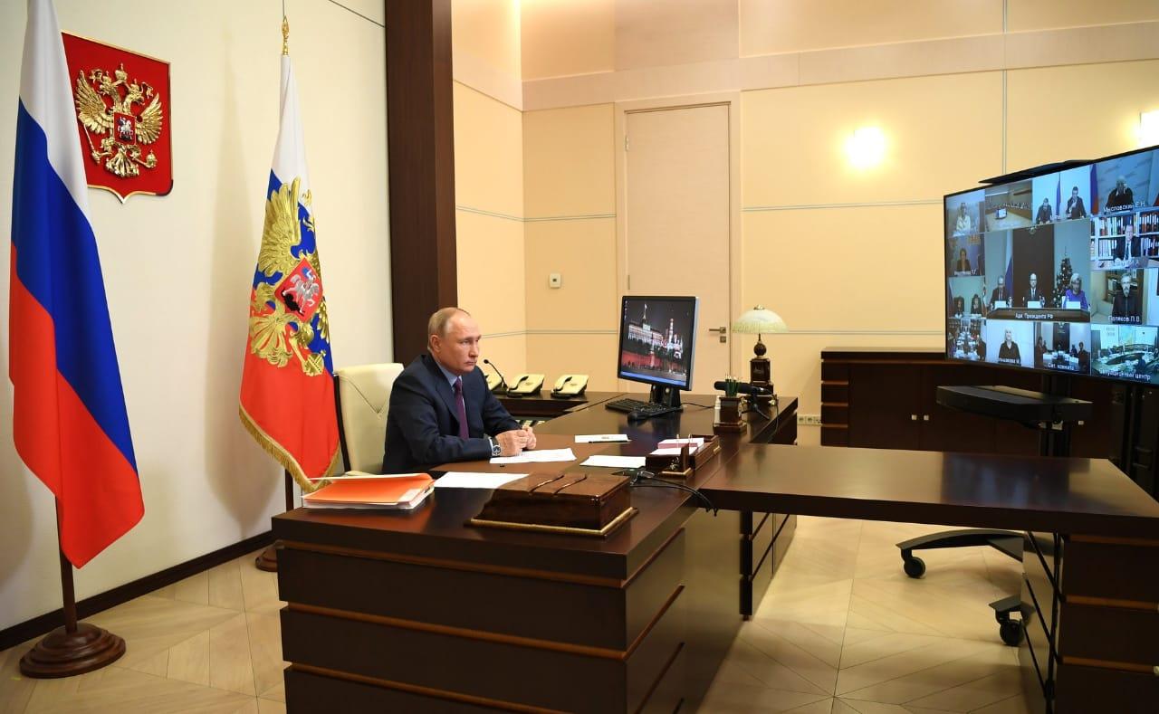 Мнение президента РФ о музее-заповеднике на Охтинском мысе