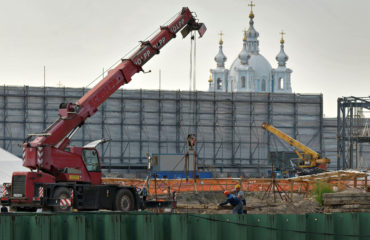 Деловой Петербург: Ниен–шанс: как решение президента изменит проект