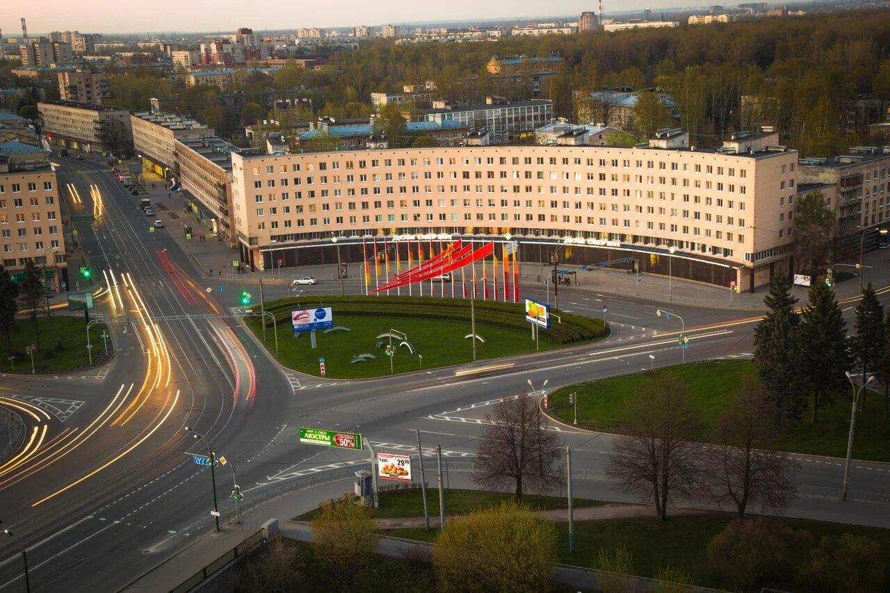 Красногвардейская площадь